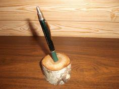 Pen holder Pencil holder Holder Pencil & Pen by WoodpeckerLG