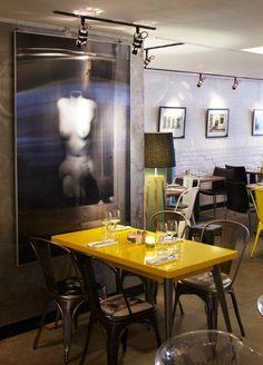 Renoma Café - Restaurant - 2002 - 2011 - Paris 8ème - Ambiance - Intérieur