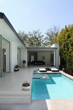 I really would like a small, private pool at my dream house for my husband and I!