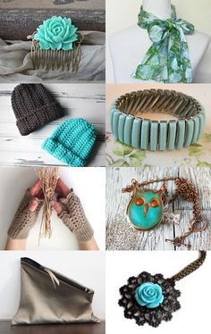 a few of my favorite things from the atct team by Beth Byrd on Etsy--Pinned with TreasuryPin.com