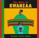 """""""The Gifts of Kwanzaa,"""" by Synthia Saint James. A clear, accessible introduction to Kwanzaa which includes explanations of the Nguzo Saba (the Seven Principles) as well as information about the holiday's origin. Best Children Books, Childrens Books, Nguzo Saba, Happy Kwanzaa, Celebration Around The World, Preschool Books, History Teachers, Canvas Designs, Saint James"""