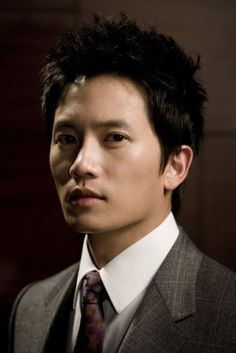Handsome South Korean actor Ji Sung picture (115)