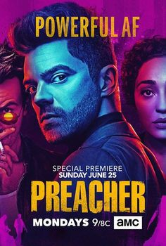 Preacher - Season 2 Reviews