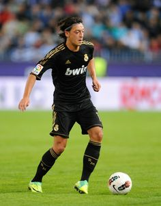 Mesut Ozil, Real Madrid.