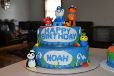 octonauts cake toppers Best of Both Worlds Pinterest Cake
