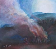 Ann & Graham Arnold: 16th April 2015   Night of the Beacons