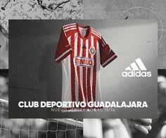Conoce la nueva Piel de México, es parte del mensaje con que el Rebaño presenta el uniforme. Tanto el uniforme de local como el de visitante no presentan grandes variaciones.