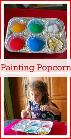 Popcorn Paint
