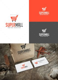 Super Mall Logo by penxelstudio A shopping mall cart in form of letter S. Simple, clean, and modern logo that suitable to use for any companies and businesses rel Logo Desing, Best Logo Design, Logo Design Template, Logo Templates, Design Logos, Graphic Design, Clever Logo, Cool Logo, Three Letter Logos