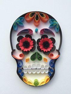 Mexican Calavera (2):