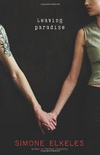 Leaving Paradise - Paradise #01 - Simone Elkeles  Read more: http://devonshy1.blogspot.com/2016_02_01_archive.html#ixzz4KqA48FBC