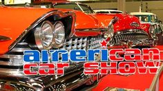 Katso suoraa lähetystä American Car Show'sta Helsingistä http://www.iltasanomat.fi/autot/art-2000001145447.html