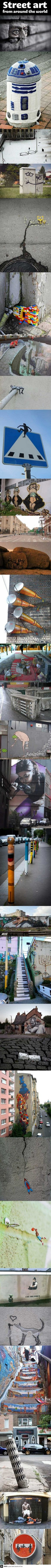 Some awesome street art
