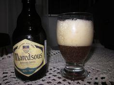 Maredsous. Tripel 10% de álcool.