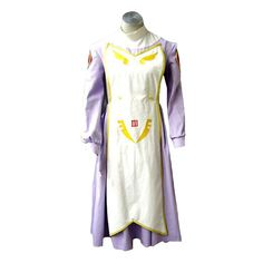 My-HiME Cosplay Costume - Fujino Shizuru Etiquette X-Large * You can get more details by clicking on the image.