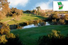 $15 for 18 Holes with Cart at Emerald Isle Golf Course in Oceanside, #California! #Golf.