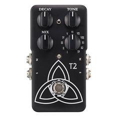 TC Electronic T2 Reverb Pedal Image 1