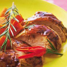 Puddings, Thai Red Curry, Steak, Turkey, Ethnic Recipes, Desserts, Sauce, Food, Orange