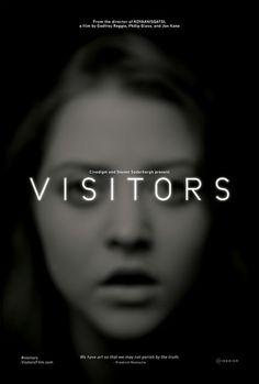 Visitors (2013) - Godfrey Reggio