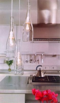 DIY: Easy way to cut glass bottles !