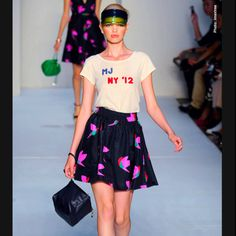 I'm pretty sure Marc Jacobs designed that skirt for me.  Spring 2012