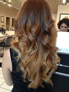 Light ombre