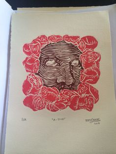 #matalarre #art #mexico  #illustration #ilustración #arte #beautiful #amazing  #linocut #woodcut #grabado #linoleum #printmaking