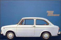My first car: Fiat 850