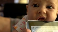 What Apple Babies Reveal About Our Tech Routines