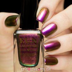 Fun Lacquer Unconditional Love Nail Polish (Love 2015 Collection) | Live Love Polish