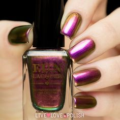 Fun Lacquer Unconditional Love Nail Polish (Love 2015 Collection) | Live Love Polish