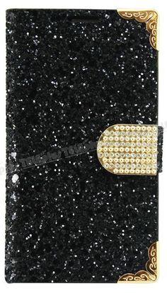 Samsung Galaxy S4 Siyah Taşlı Cüzdanlı Deri Kılıf -  - Price : TL29.90. Buy now at http://www.teleplus.com.tr/index.php/samsung-galaxy-s4-siyah-tasli-cuzdanli-deri-kilif.html