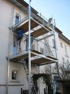 vorbaubalkon zweist ckig mit dach balkonbau vorbaubalkone zweist ckig pinterest balkon. Black Bedroom Furniture Sets. Home Design Ideas