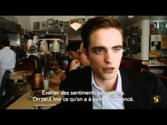 New Cosmopolis clip.  Oh My! This movie will be the death of me.