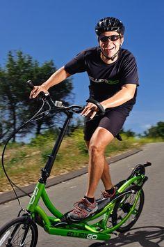 ElliptiGO elliptical bicycle