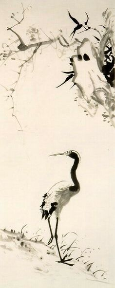 (Korea) by Owon Jang Seung-eop (1843- 1897). color on paper.