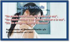 TORTÍCOLIS   BioNeuroEmocion Desprogramación de Emociones Mercedez Cartier BioNeuroCiencia