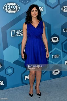 Morena Baccarin attends FOX 2016 Upfront at Wollman Rink on May 16, 2016 in New York City.