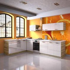 Zestaw mebli kuchennych MILLANO CLASSEN