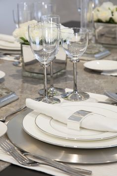 Art de la table -Designed by JHR Interiors