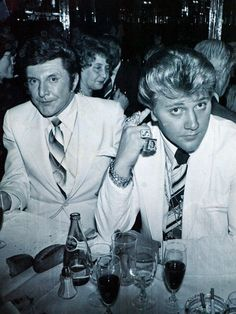 Liberace and Scott Thorson- Investigating Liberace's lfe, I found him to to be a predator and all-round prick.