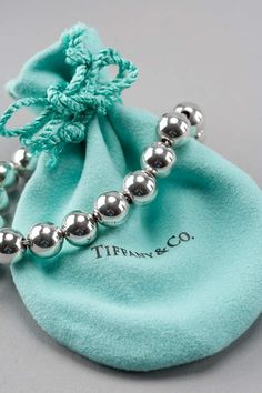 Ahhh Tiffany's! One of my most fave bday presents/bracelets my hunny has bought me :)