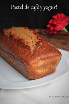 Bunt Cakes, Cupcake Cakes, Apple Recipes, Sweet Recipes, Bolo Normal, Sweet Cooking, Muffins, Pan Dulce, Almond Cakes