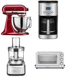 Small Kitchen Appliances at Macy's: 30% off  extra 15% off  free shipping w/ $25 #LavaHot http://www.lavahotdeals.com/us/cheap/small-kitchen-appliances-macys-30-extra-15-free/189189?utm_source=pinterest&utm_medium=rss&utm_campaign=at_lavahotdealsus