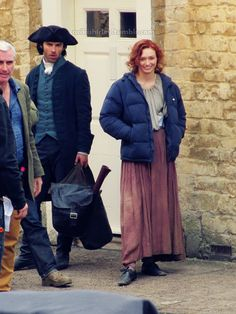 """arikishirley:  Aidan in the middle of filming (Poldark BBC remake). These nine photo are """"Aidan I-love-looking-at-the-camera Turner"""" series.;D part 1, part 2 No further editing,no removing of water-print,no repost,please. 请勿转载任何中文网站。"""