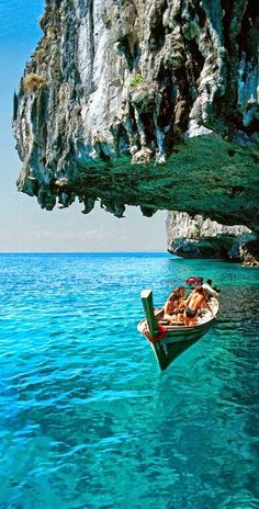 Dat Nature: Koh Phi Phi Don, Thailand