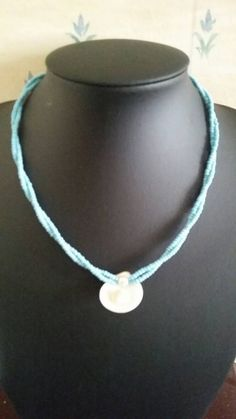 This item is unavailable Handmade Jewelry, Unique Jewelry, Handmade Gifts, Beaded Choker, Shells, My Etsy Shop, Chokers, Trending Outfits, Beads
