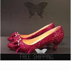 1. Top quality crystals, image: Red2. 3,800 crystals hand applied on shoes3. Heels: 2 heels, 1/4 soles. 4. 100% handmade with breathtaking quality5. 25 DAYS PROCESSING + shipping time