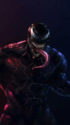 Venom Danger, HD Superheroes Wallpapers Photos and Pictures ID Venom Comics, Marvel Venom, Marvel X, Marvel Memes, Dc Comics, Marvel Universe, Venom Art, The Venom, Venom 2018