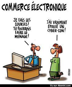 Commerce électronique - E-commerce